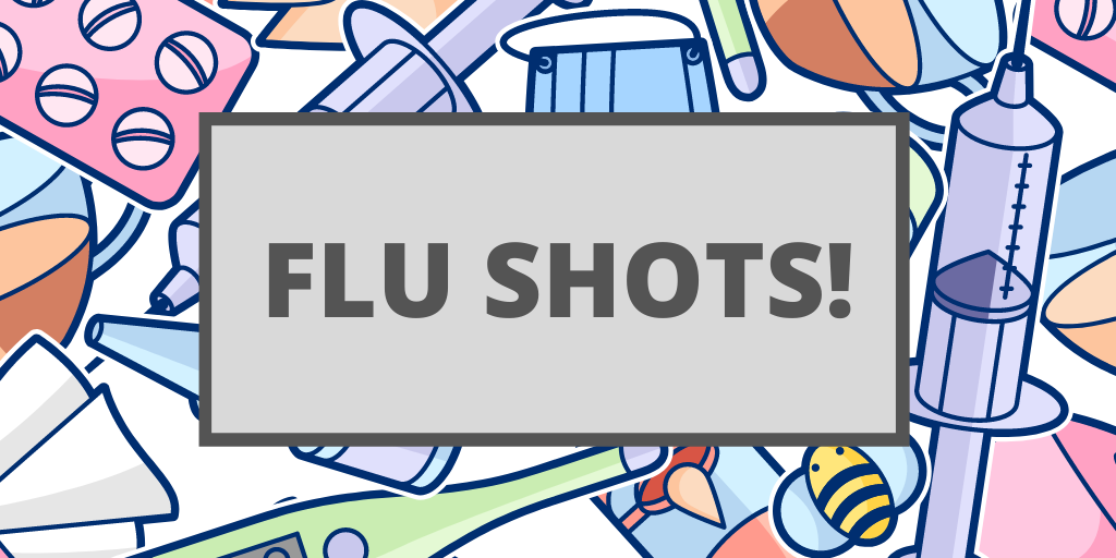 Register For On Campus Flu Shot Event September 21