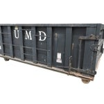 Image - 15 Cubic Yard Dumpster
