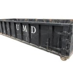 Image - 20 Cubic Yard Dumpster